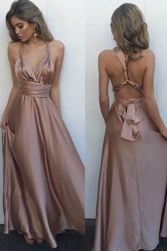 A-Line Long Prom Dresses Party Evening Gowns 3020436
