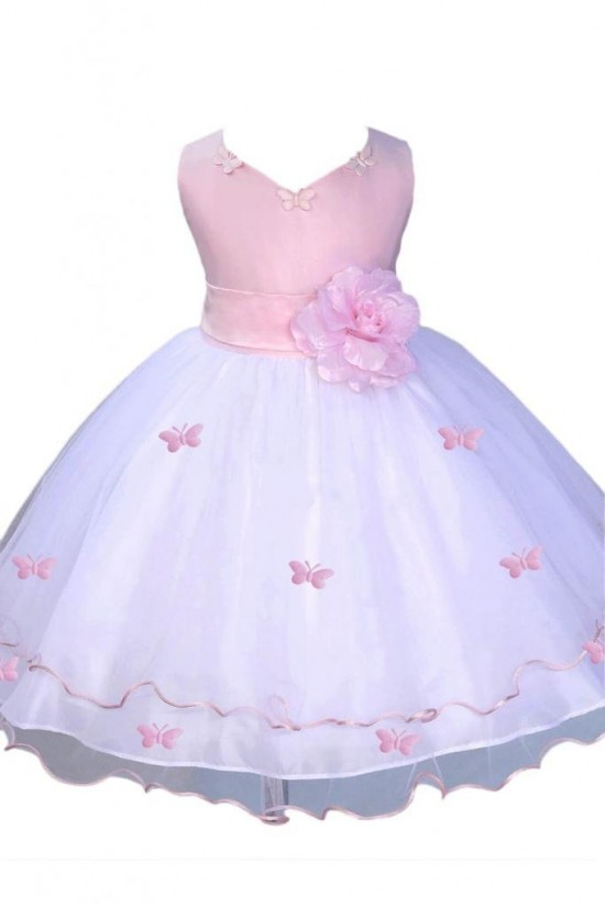 Ball Gown Flower Girl Dresses F010009