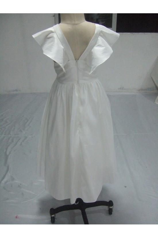 A-Line Flower Girl Dresses F010020